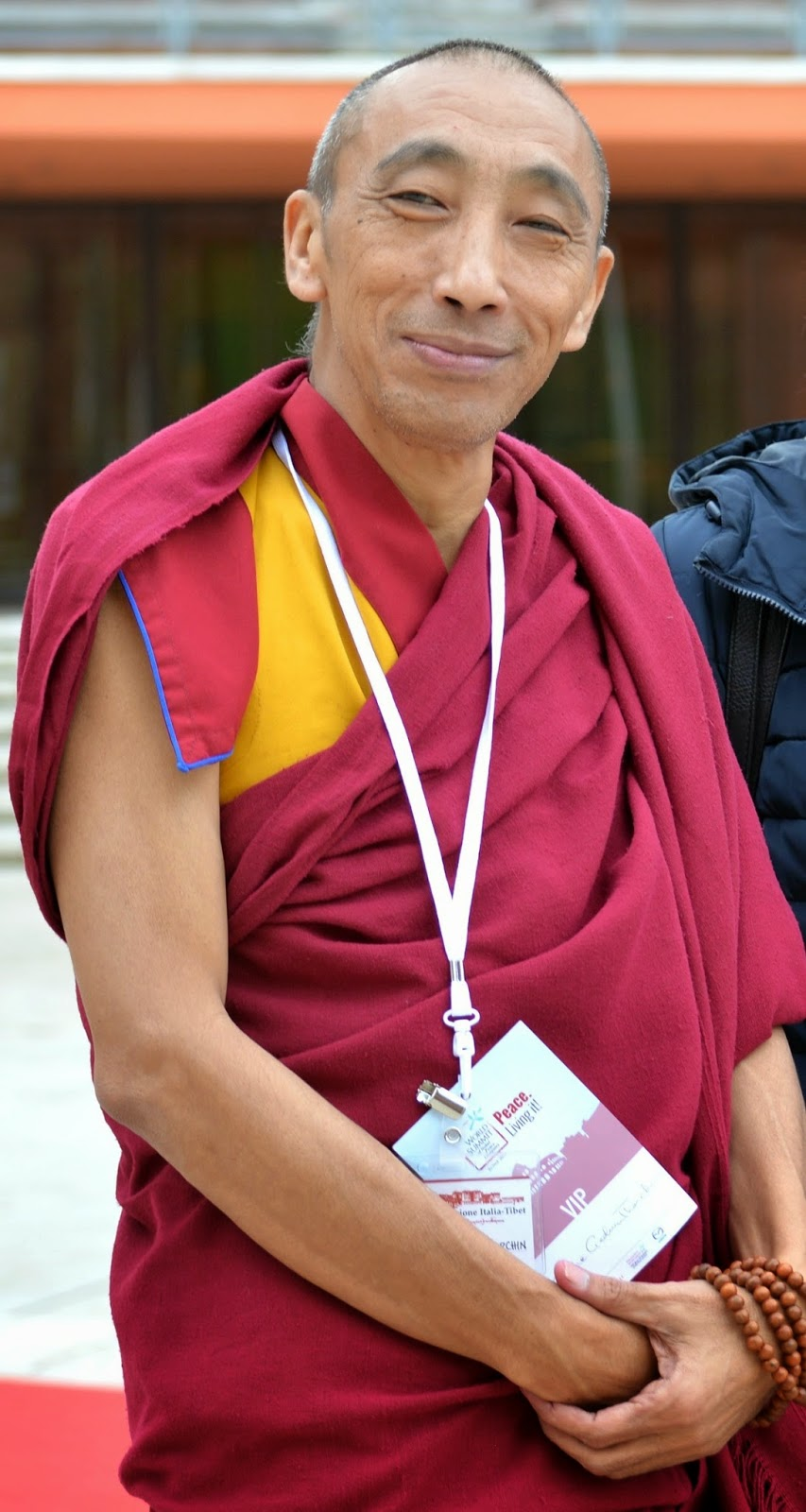 Ven. Geshe Gedun Tharchin: Il punto non è recitare il Sutra, ma meditare sulla vacuità.