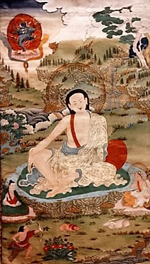 Milarepa: May the dark shadow of all men's sorrows Be dispelled by my joyful singing.