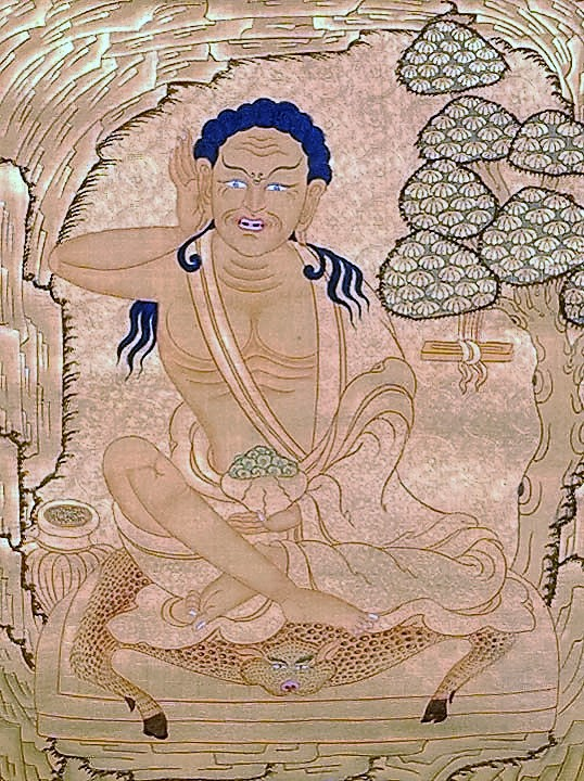 Milarepa: Arrange to enter into undisturbed meditation. And be mindful of the Unceasing Intuitive Sensation!