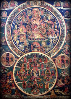 Hundred Peaceful & Wrathful Deities