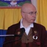Lama Denys Rinpoce: É agendo su di sé in una responsabilità personale, individuale che si ottiene un'azione reale ed efficace sul mondo.