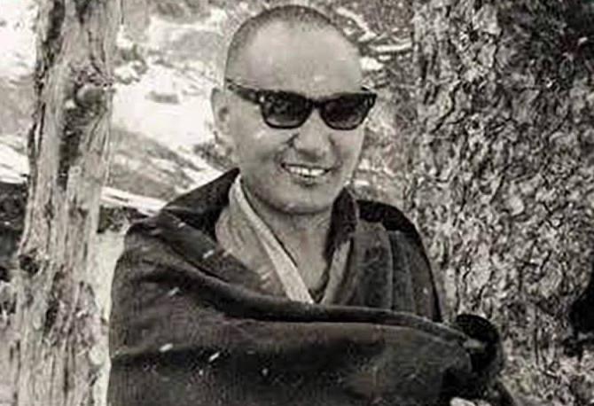 Lama Thubten Yeshe: Il vostro problema di fondo è il modo in cui fraintendete voi stessi.