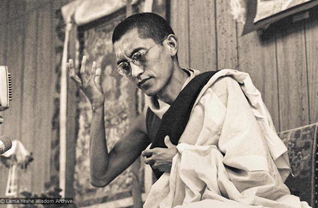 Lama Zopa Rinpoce: La riflessione su morte e impermanenza rende la vita altamente significativa.