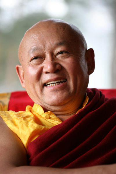 His Holiness The Drikung Kyabgön, Chetsang Rinpoche: Understand that this is a graduated path.