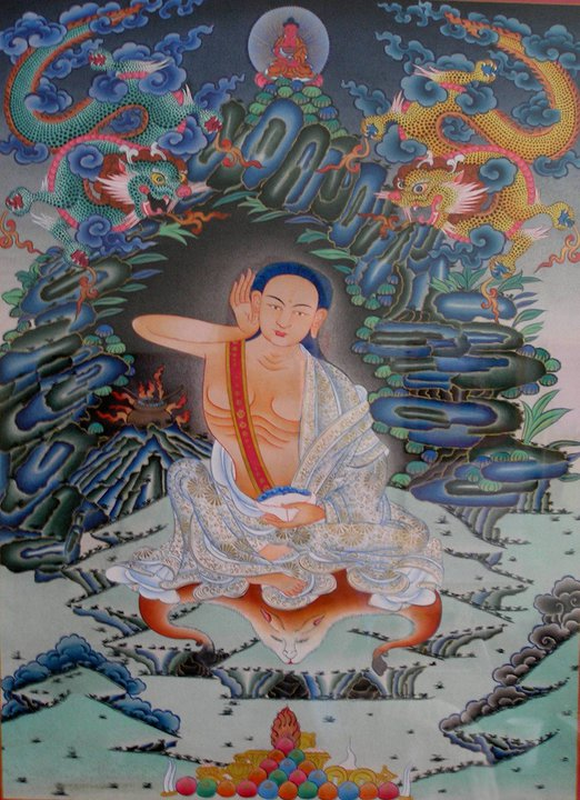 Milarepa: Unless one realizes the Truth of non-decay, He has to suffer old-age and not be gay.