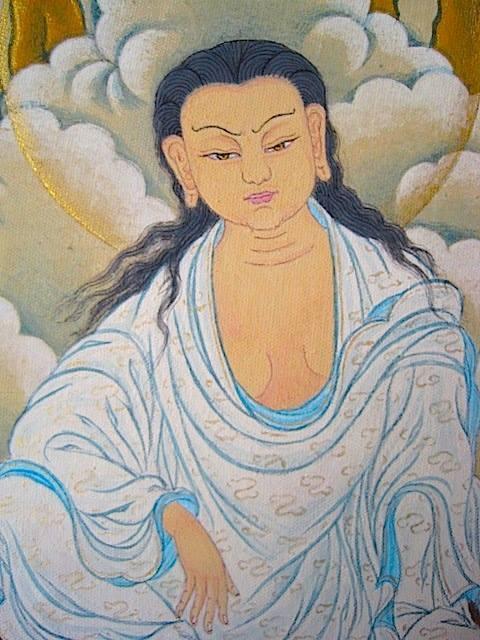 "Milarepa: ""Desidero solo praticare il dharma"""