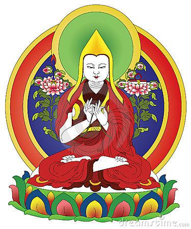 Gli insegnamenti del Vittorioso Losang (Lama Tzong Khapa) possano prosperare!