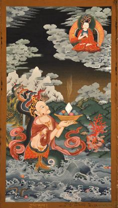 Nagarjuna: Senza la saggezza non c'è concentrazione, e pure senza la concentrazione non c'è saggezza.
