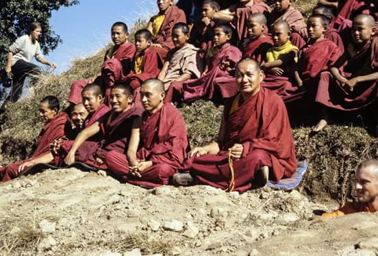 Lama Zopa Rinpoche: The selfish attitude, anger and other disturbing thoughts become weaker and smaller by doing the preliminary practices.