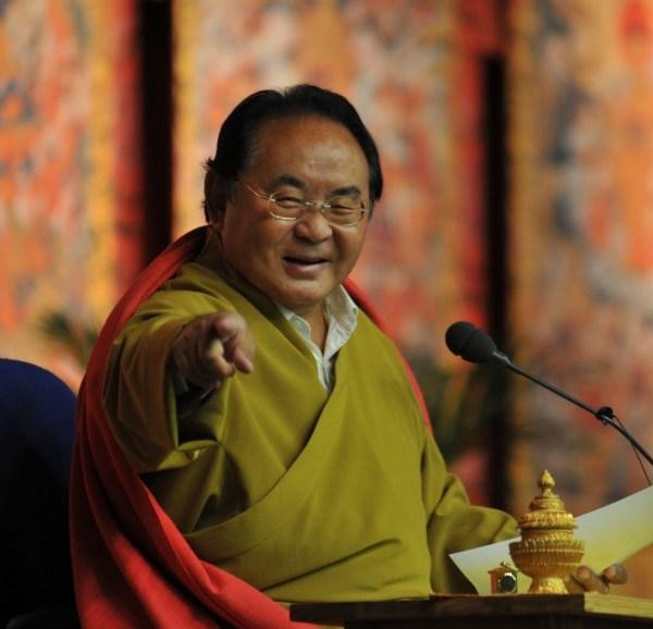 Sogyal Rinpoche: Per introdurre alla natura della mente, occorrono 'tre cose autentiche'