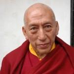 Il Prof. Samdhong Rinpoche Premier tibetano in esilio