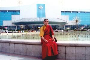 Il monaco buddista Nagchung fatto sparire dopo l'arresto da parte della polizia cinese