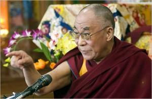 Sua santità il Dalai Lama 2009