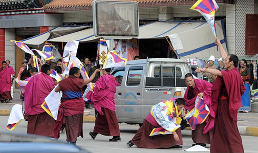 Tibet: proteste contro Pechino