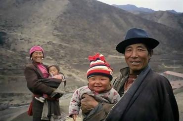 Dieci geni spiegano perché i tibetani riescono a sopravvivere a 4-5.000m senza disturbi.