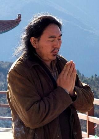Karma Samdrup, un noto ambientalista e uomo d'affari tibetano recentemente condannato.