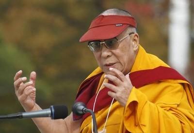 Sua Santità Tenzin Gyatso, quattordicesimo Dalai Lama
