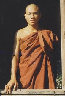 Il monaco birmano U Gambira
