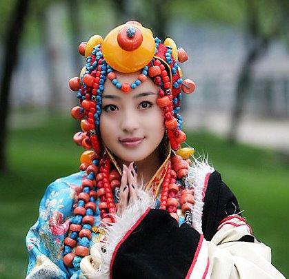 il saluto di Dolma, Tibet