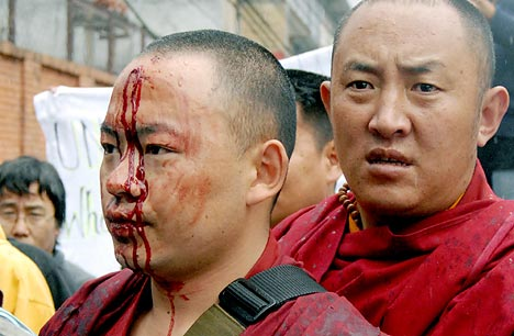 monk-tibet blood
