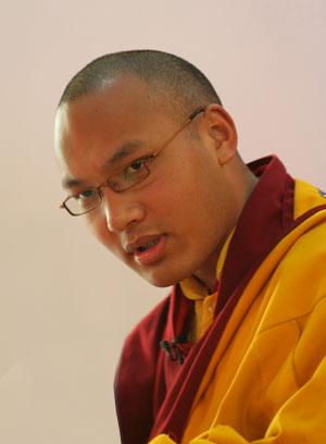 Trinley Thaye Dorje, XVII Karmapa