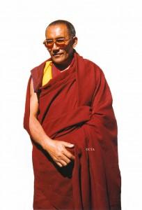 Chadrel Jampa Trinley Rinpoche