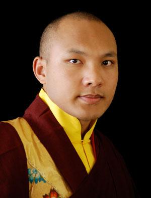 Sua Santità Ogyen Trinley Dorje, il XVII Karmapa Lama
