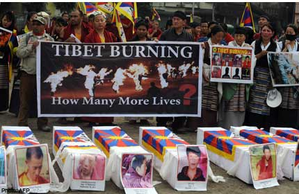 tibet-burn