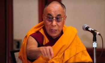 """Sua Santità il Dalai Lama: """"E' arrivato il momento per la Cina di interrogarsi sulle reali cause che portano i tibetani a sacrificare le loro vite""""."""