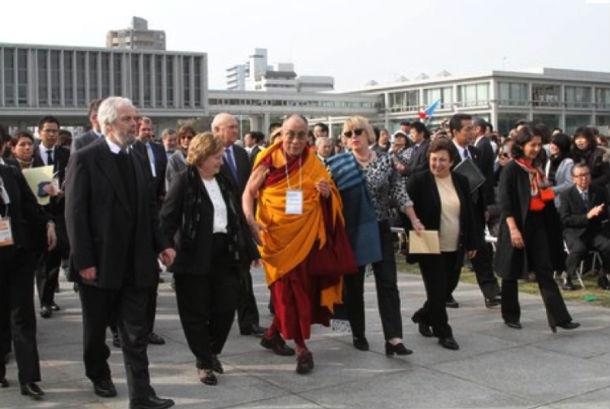 I Premi Nobel per il Tibet