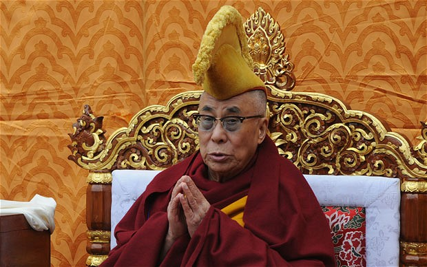 The Dalai Lama has long been regarded as one of the most important figures in world religions and politics: and the award of the Templeton Prize, which recognises the work of a truly great man so publicly and so generously, is a cause for celebration and hope for a brighter future for his beloved country, Tibet.