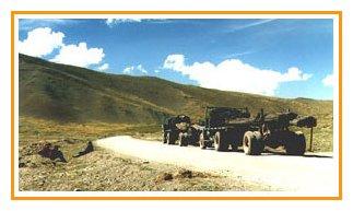 Defoerstazione in Tibet