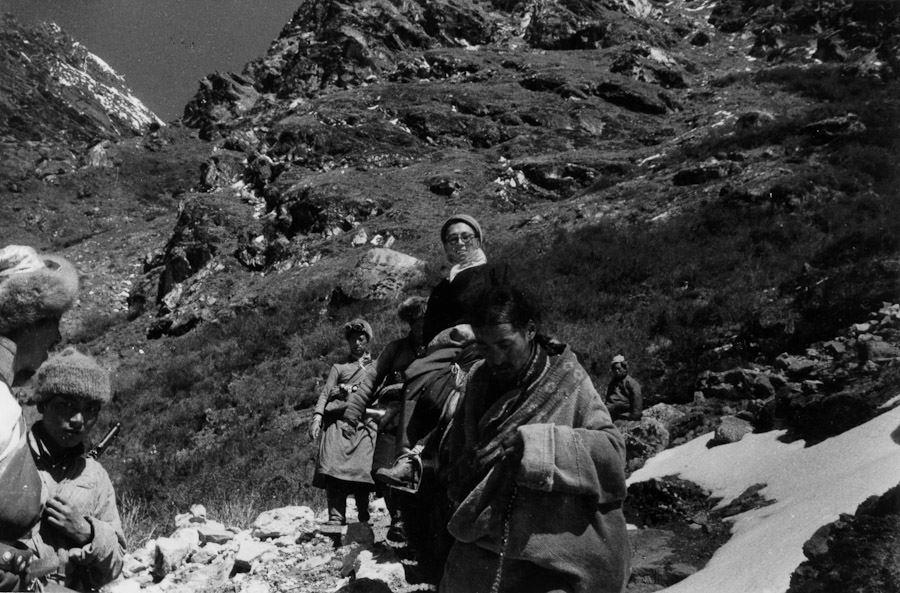 La fuda dal Tibet delXIV Dalai Lama