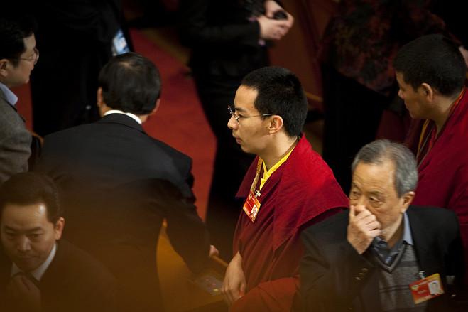 Il falso Panchen Lama
