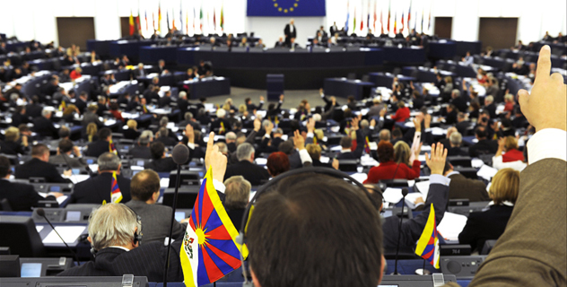 European Parliament resolution of 14 June 2012 on the human rights situation in Tib