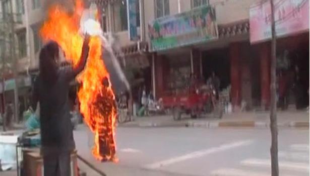 Immolazioni in Tibet