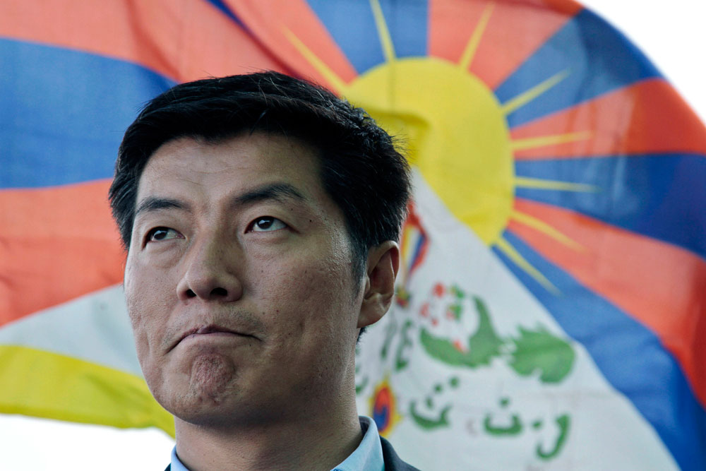 Dr Lobsang Sangay, a former senior fellow at Harvard Law School, is the Kalon Tripa (chief political leader) of the Central Tibetan Administration.