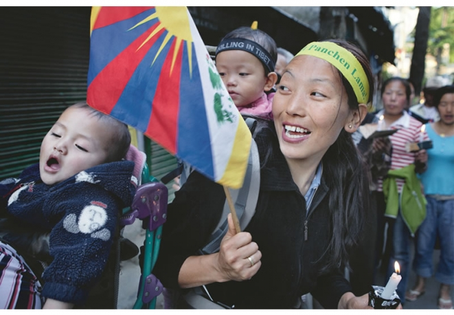 For the Tibetan cause to prevail, it is important for it to have global support—moral and material.