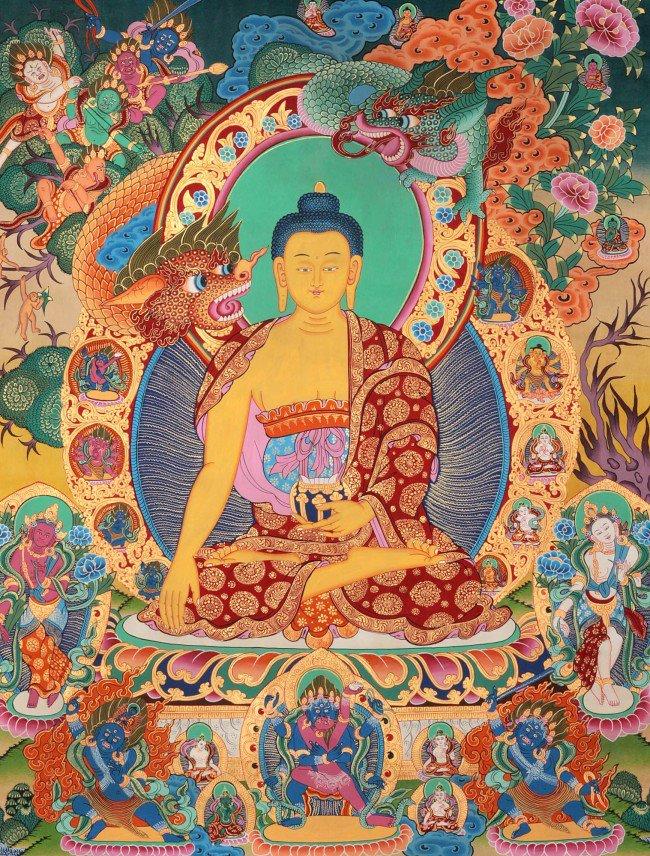 Buddha spiegò - precisa Gombrich - che il karma non è il passaggio di un'anima da un corpo all'altro. Invece indicò che la realtà è in perenne mutamento, impermanente, e che di conseguenza non esiste nulla di predestinato.