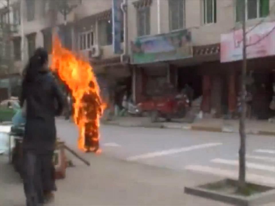 Continuano le autoimmolazioni in Tibet