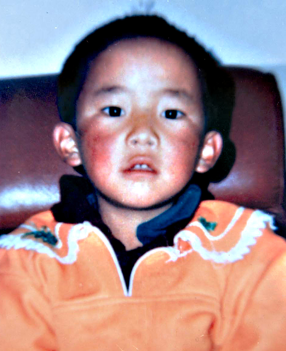 The 11th Panchen Lama, Gedhun Choekyi Nyima, was secretly removed from his home in May 1995.