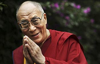 "His Holiness the Dalai Lama: ""Children do not differentiate between rich and poor. They treat every body as equal. A lot of problems of the world can be solved by following that approach in life."""