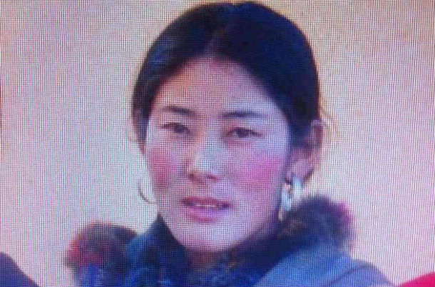 Kalkyi, 30-year old Tibetan woman set herself ablaze on March 24