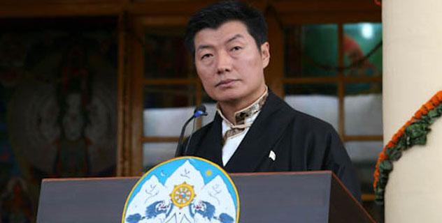 Il Sikyong dr. Lobsang Sangay