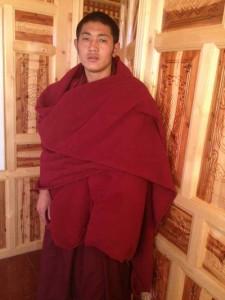Il Ven. Lobsang Thokmey
