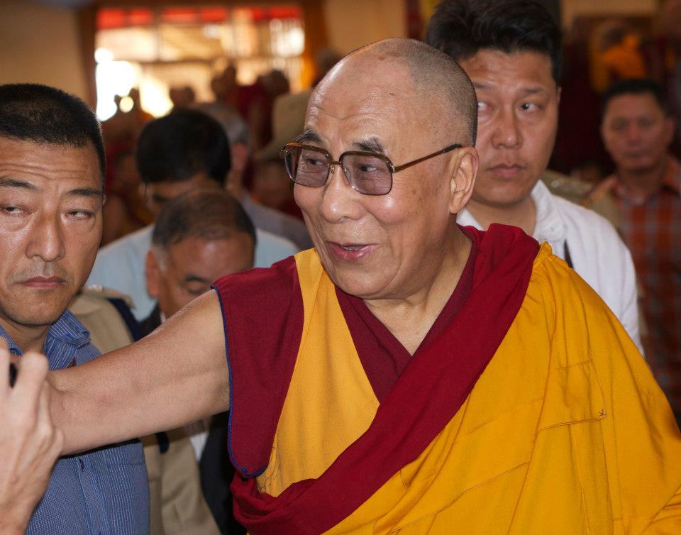 Sua Santità il XIV Dalai Lama