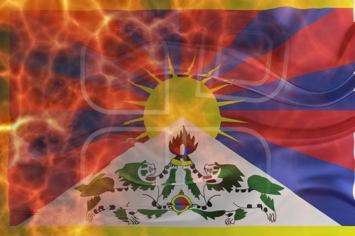 tib-burn-flag