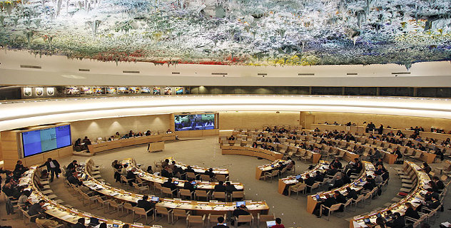 The United Nation Human Rights Council (UNHRC).