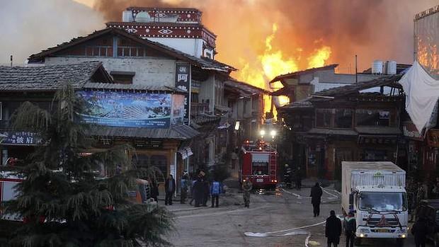 Sono meri incidenti o gravi sabotaggi gli incendi a monasteri e luoghi di culto in Tibet?