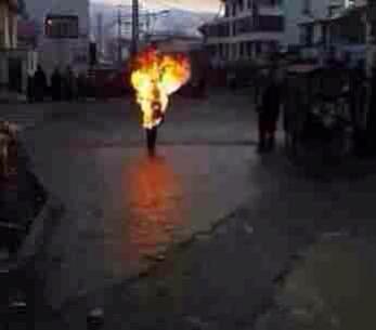 Il sacrificio di Lobsang Dorjee